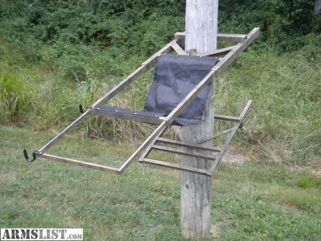 Armslist For Sale Tree Lounge Self Climbing Tree Stand