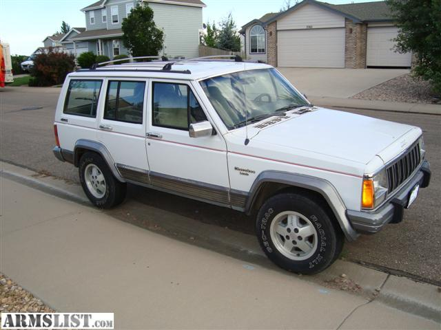 armslist for sale trade 39 92 xj jeep cherokee. Cars Review. Best American Auto & Cars Review