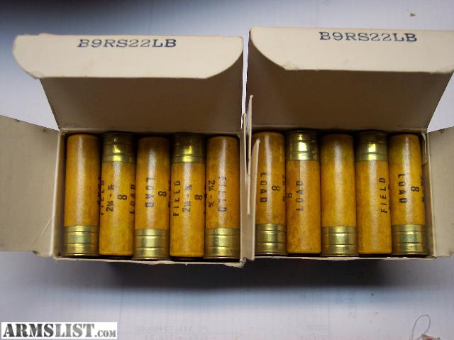 paper shotgun shells A full box of unopened paper shells will  according to the book by ted and david bacyk entitled the encyclopedia of shotgun shell boxes a 100ct christmas .