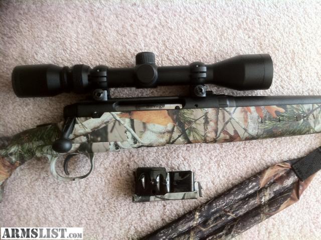 Armslist For Sale Trade Savage 7mm 08 Camo Rifle W