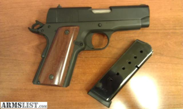 Rock Island Armory A Compact  Review