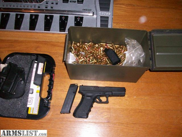 ARMSLIST - For Sale: glock 17 9mm with holster