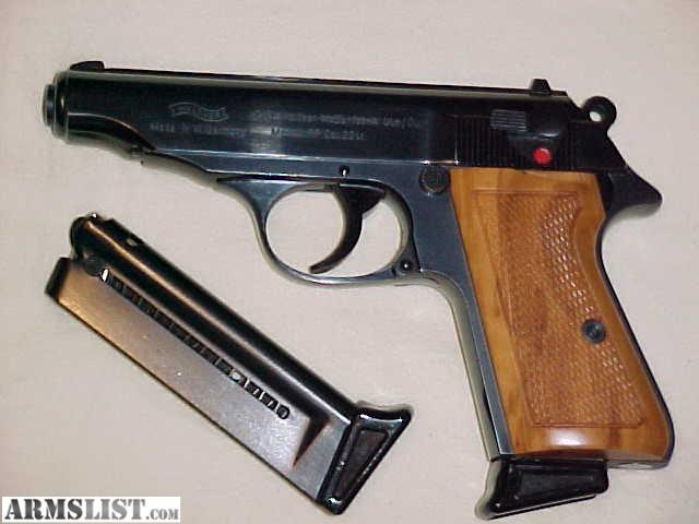 Walther ppk serial number dating 10