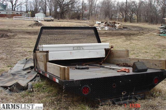 Truck Beds For Sale >> ARMSLIST - For Sale/Trade: Flatbed for a pickup