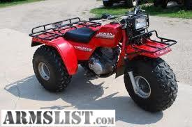 Armslist For Sale Trade 1985 Honda Big Red 3 Wheeler