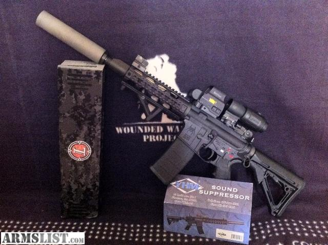 ARMSLIST - For Sale: Suppressors (silencers) for pistols ...