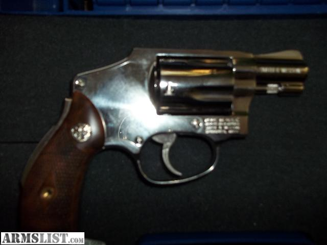 armslist for sale trade smith and wesson model 40 classic 38 spl plus p. Black Bedroom Furniture Sets. Home Design Ideas