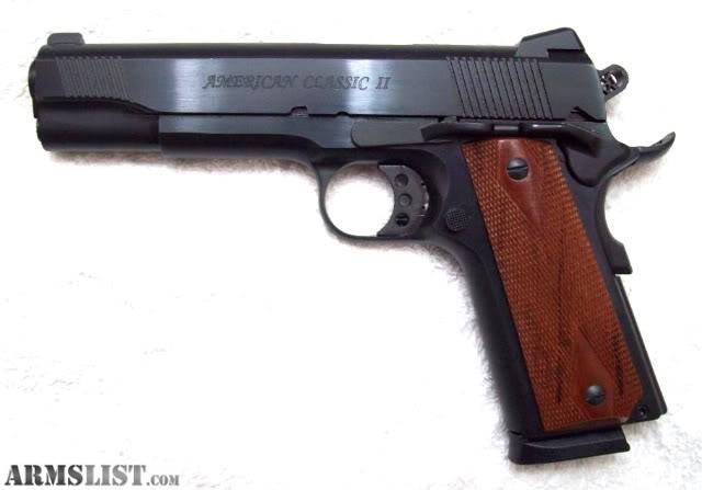Armslist for sale new american classic 5 1911 39 s blued for New american classic