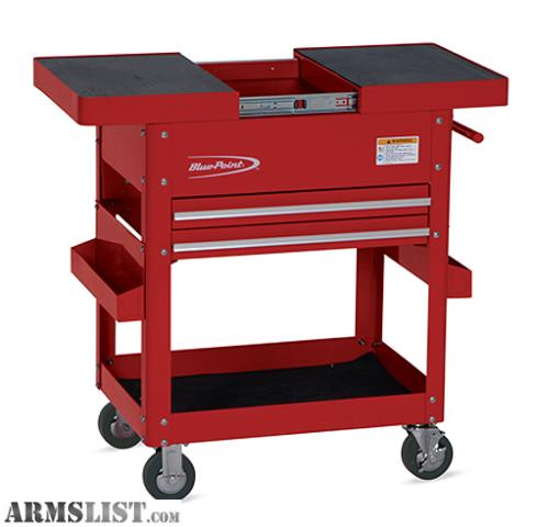 for sale snap on rolling tool cart