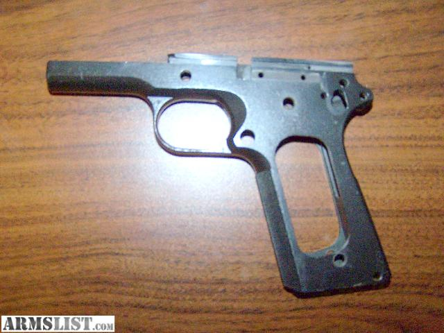 ARMSLIST - For Sale/Trade: Wilson Combat Colt 1911 45 ACP stripped frame