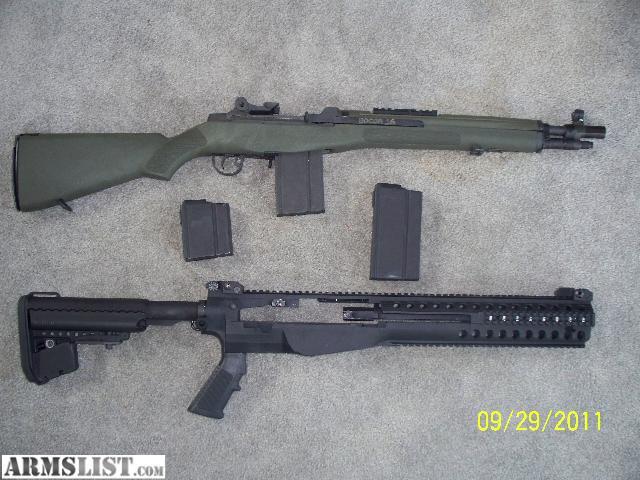 M1a socom 16 stock options
