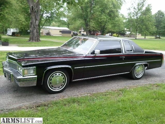 ARMSLIST - For Sale: 1977 Cadillac Coupe DeVille