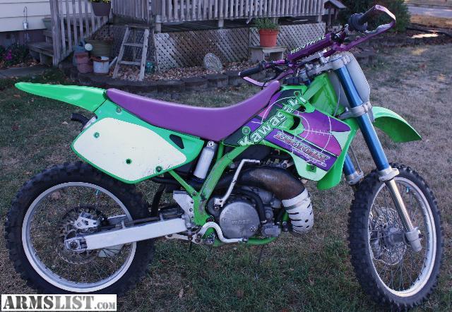 ARMSLIST - For Sale/Trade: Kawasaki KX 250 Dirt Bike
