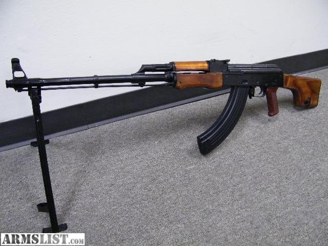 The RPK: The Super Kalashnikov - Guns.com