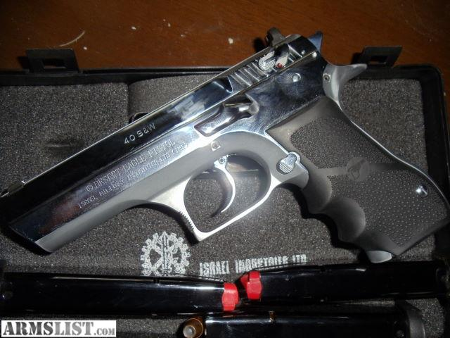 chrome baby desert eagle - photo #18