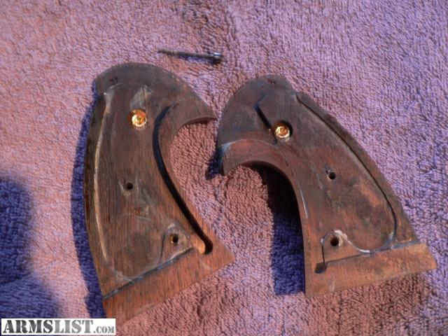 ARMSLIST - For Sale: Target grips - Colt E frame revolvers