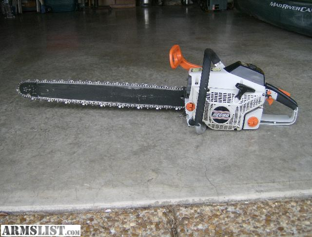 echo chainsaw bar. i have an echo chainsaw i\u0027m looking to trade. its a cs-6700. it\u0027s in excellent condition and comes with extra (used) chain. professional quality bar