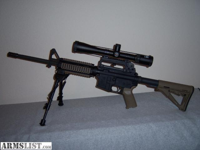 For Sale: Bushmaster AR-15 .223/5.56