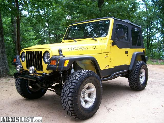 armslist for sale 2000 jeep wrangler sport 4 0. Black Bedroom Furniture Sets. Home Design Ideas