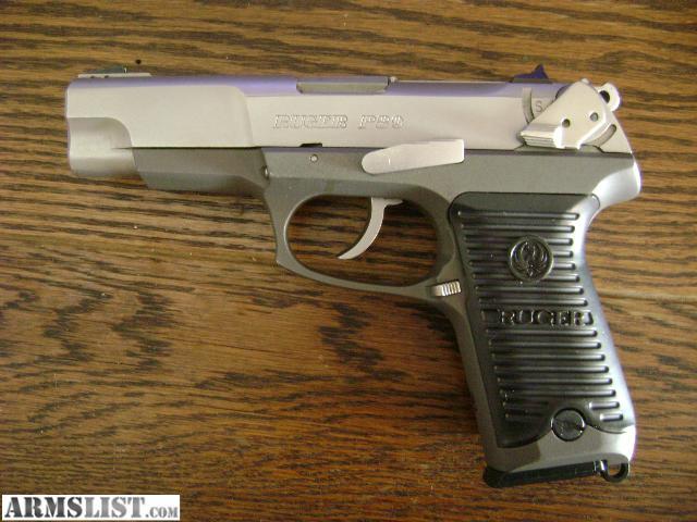 ARMSLIST - For Sale: Ruger P89 9mm Pistol - SOLD