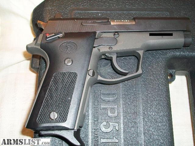ARMSLIST - For Sale: Daewoo Dp51c 9mm