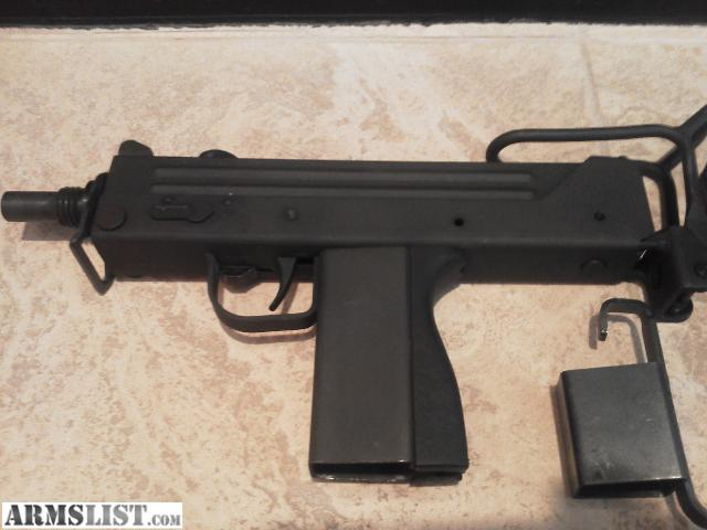 """ARMSLIST - For Sale: CLASS 3 FULL AUTO """"COBRAY"""" M-11 (9mm ..."""