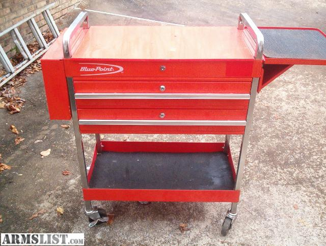 what model is my blue point tool cart? - the garage journal board
