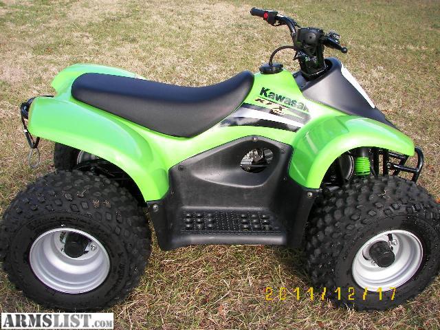 armslist - for sale/trade: kawasaki kfx 50 atv four wheeler