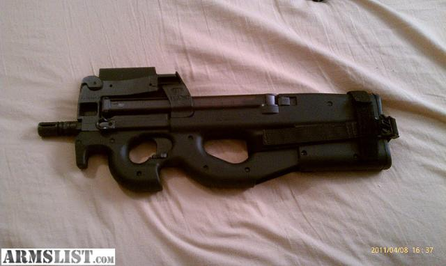 Ps90 For Sale >> Armslist For Sale Fn 5 7x28 Ps90 Short Barrel Rifle