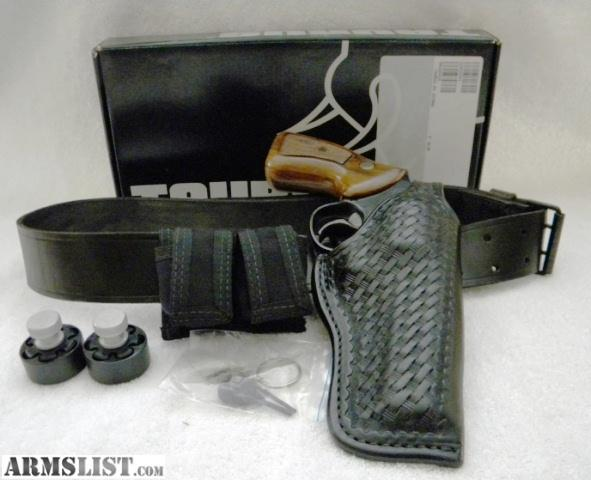 ARMSLIST - For Sale/Trade: NIB Taurus M-65 with holster ...