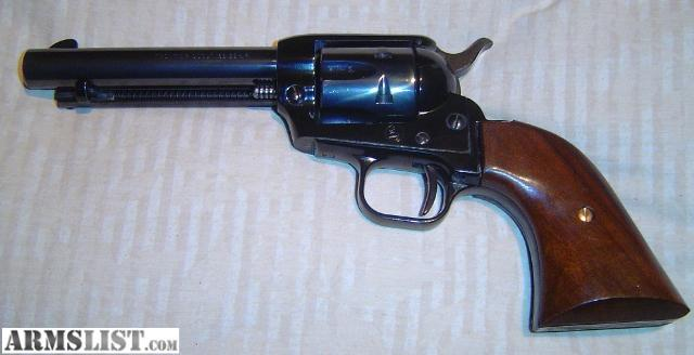 The Colt Frontier Scout 22 Magnum in 5 Photos