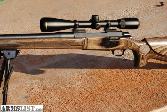 Thumb hole stock for a Browning A-Bolt Gun and Game