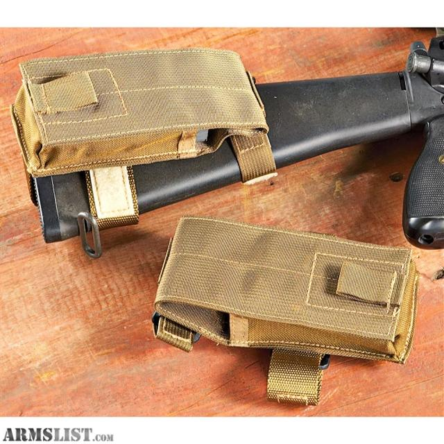 Ar 15 Stock Magazine Holder ARMSLIST For SaleTrade AR41 Buttstock Magazine Pouch 15