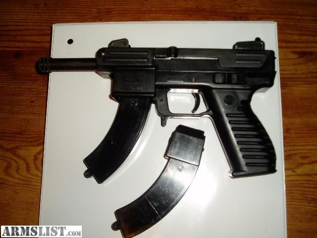 semi auto sub machine guns