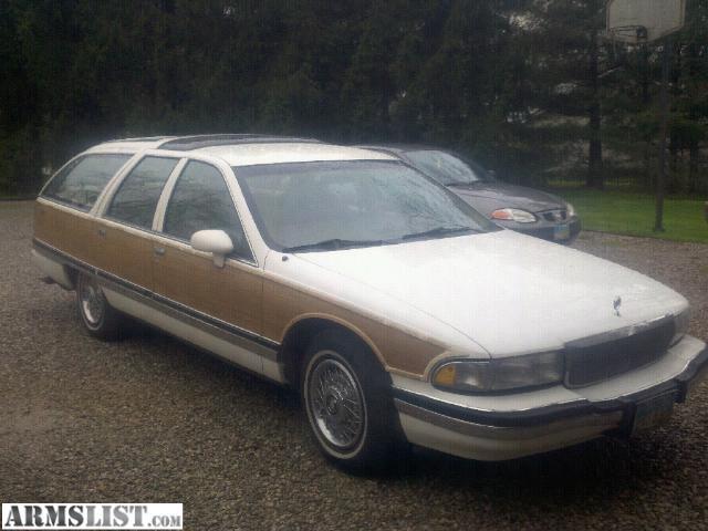 armslist for sale 1992 buick roadmaster wagon. Black Bedroom Furniture Sets. Home Design Ideas