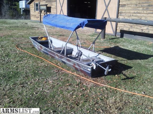 armslist for sale trade 12ft jon boat with title
