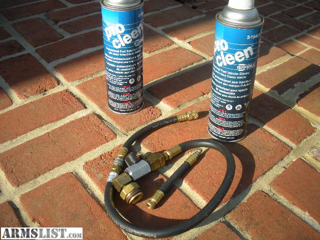 Injector Cleaner Kit >> ARMSLIST - For Sale/Trade: Tool Aid Fuel Injector Cleaning Kit - ready to use