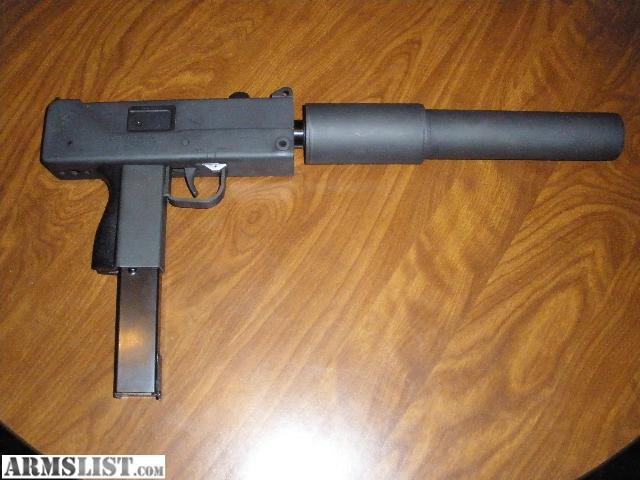 ARMSLIST - For Sale/Trade: PREBAN RPB OPEN BOLT MAC 10 9MM ...