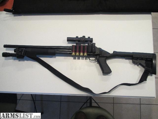 ARMSLIST - For Sale/Trade: Mossberg 500 12 Gauge Pump ...