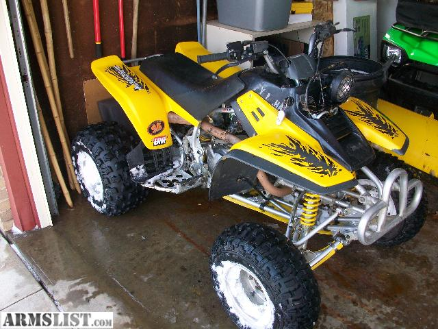 armslist for sale trade yamaha warrior 2000 6 speed with reverse 350cc. Black Bedroom Furniture Sets. Home Design Ideas
