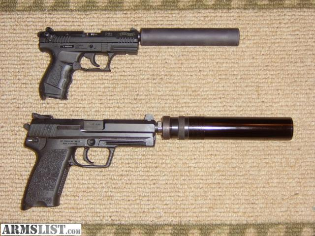 armslist for trade walther p22 w suppressor package. Black Bedroom Furniture Sets. Home Design Ideas