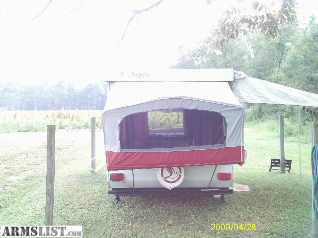 Original  Jayco Pop Up Camper Canvas 1206 1207 1208 Tent Popup Camper 1994 95