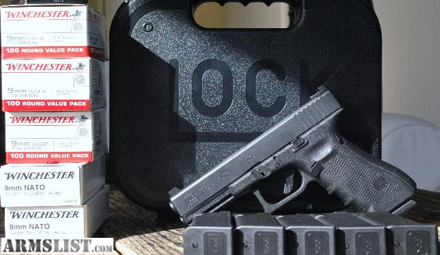 When was Glock serial number AAAA175 manufactured