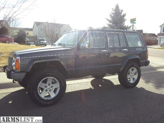 Armslist For Sale Trade 1989 Jeep Cherokee