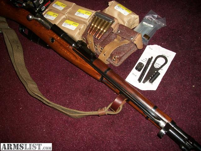 For Sale/Trade: Mosin Nagant M44
