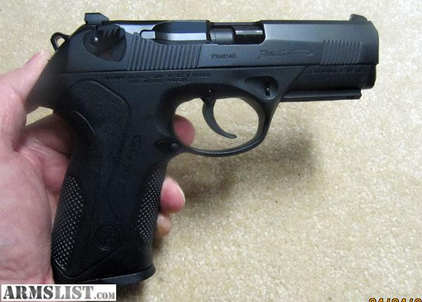 ARMSLIST - For Sale: Beretta Px4 Storm, Full Size, .40S&W