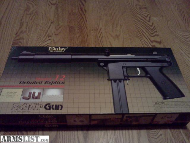Vintage Airsoft Classic Airsoft guns for the discerning
