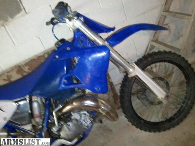 Armslist for sale trade 2001 yamaha yz 125 2 stroke for 2001 yamaha pw80 for sale