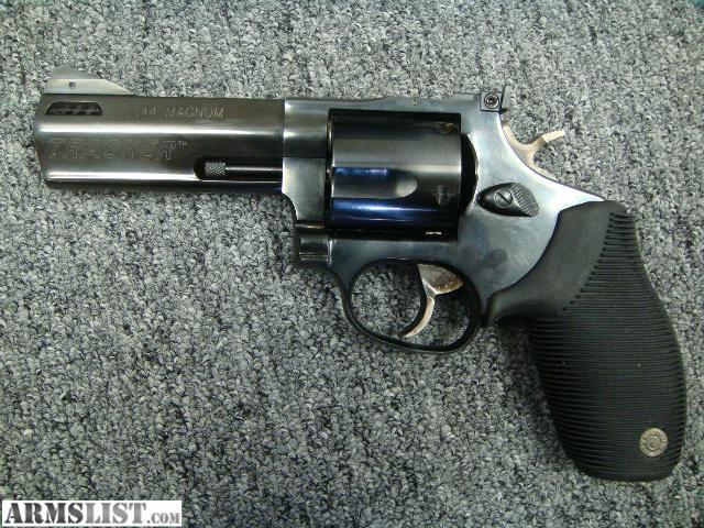 armslist for sale new taurus tracker 44 mag revolver 4. Black Bedroom Furniture Sets. Home Design Ideas