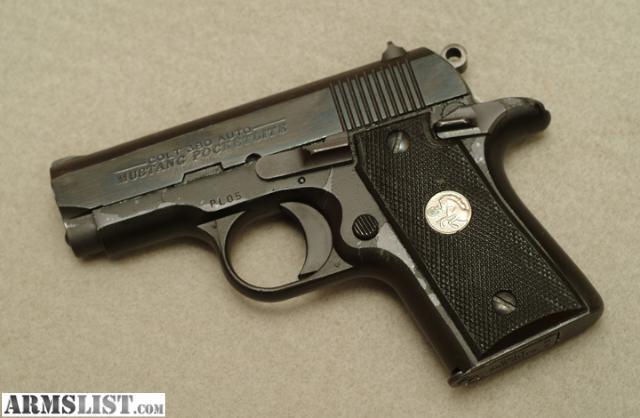 Image Result For Colt Mustang Pocketlite  For Sale